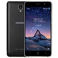 Unlocked Cell Phones, DOOGEE X10 Dual Sim Smartphones With 5.0