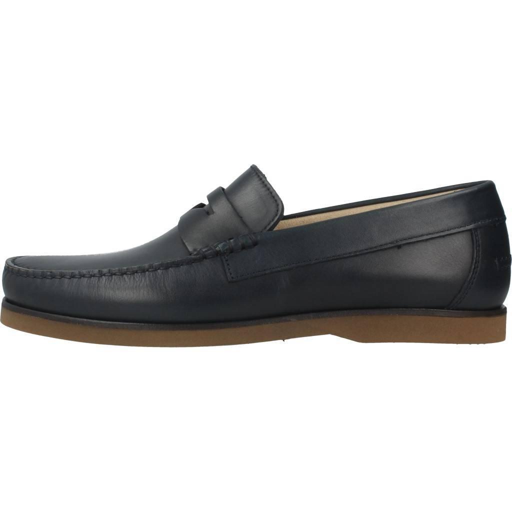 Mocasines para Hombre, Color Azul, Marca LOTTUSSE, Modelo Mocasines para Hombre LOTTUSSE 70723 Azul: Amazon.es: Zapatos y complementos