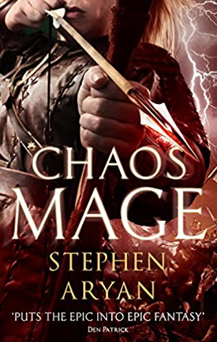 book cover of Chaosmage