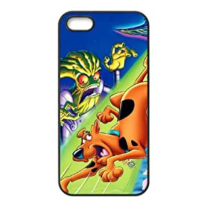 Classic Case Beautiful Scooby Doo pattern design For Apple iPhone 5,5S Phone Case