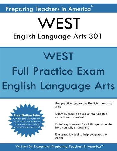 WEST English Language Arts 301: Washington Educator Skills Tests WEST 301 PDF