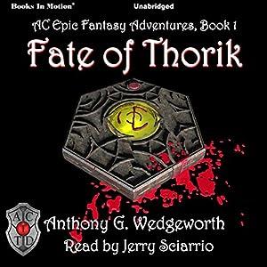 Fate of Thorik Audiobook