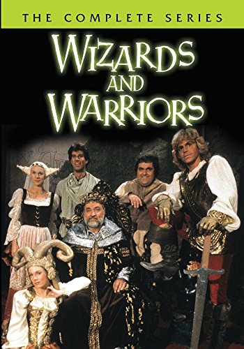 Wizards and Warriors: The Complete Series DVD-R