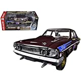 Autoworld AW219 1964 Ford Thunderbolt Phil Bonner Limited to 1250 Piece 1-18 Diecast Car Model