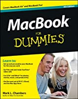 MacBook For Dummies, 4th Edition Front Cover