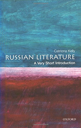 Top russian literature a very short introduction for 2020