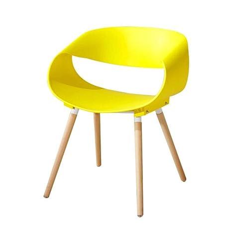 Remarkable Amazon Com Lrzs Furniture Nordic Fashion Modern Plastic Ibusinesslaw Wood Chair Design Ideas Ibusinesslaworg