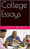 img - for College Essays book / textbook / text book