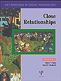 Close Relationships: Key Readings (Key Readings in Social Psychology)