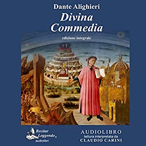 Divina Commedia [Divine Comedy] Hörbuch