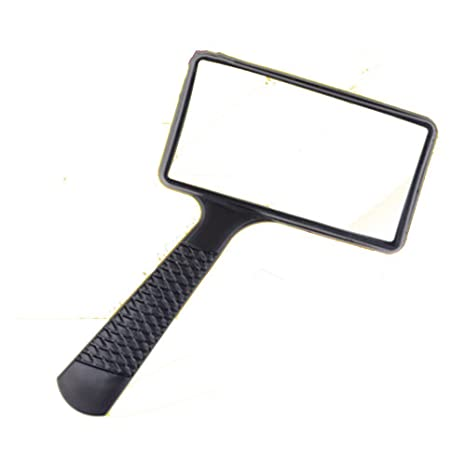 Lente D'ingrandimentamplificazione Vetro HD Magnifier 10 Volte Vecchio Uomo Leggendo I Bambini Palmari Occhiali Da Lettura Anziani Ingrandimenti Alta Chiarezza hFbnw3Rt5