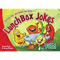 Comida: 100 notas divertidas para niños (bromas de loncheras)