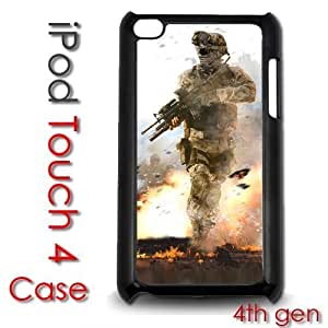For Case Samsung Note 4 Cover Plastic Case - Call of Duty Modern Warfare 4
