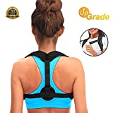 Back Posture Corrector for Women - Posture Corrector Trains Your Back Muscles to Prevent Slouching and Provides Back Pain Relief by Huntooler