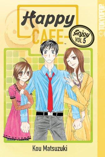 Read Online Happy Cafe, Vol. 5 pdf