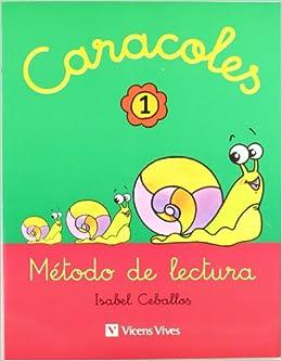 Caracoles 1: Amazon.es: Isabel Ceballos Guerrero, Marta ...
