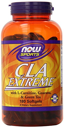 Now Foods Cla Extreme Soft-gels, 180-Count