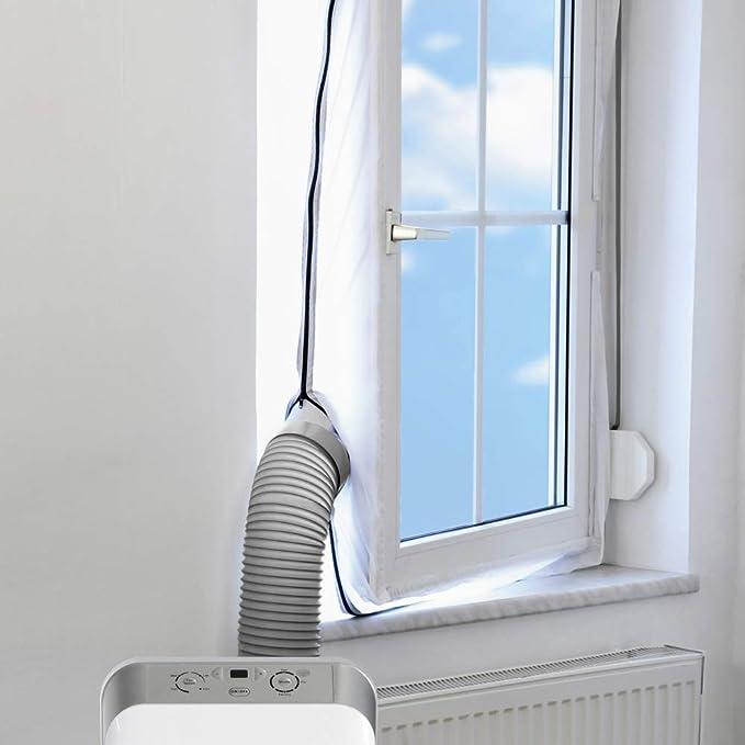 93 opinioni per TROTEC AirLock 100 guarnizione per finestre | per climatizzatori ed essiccatori