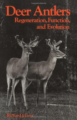 Deer Antlers: Regeneration, Function and Evolution
