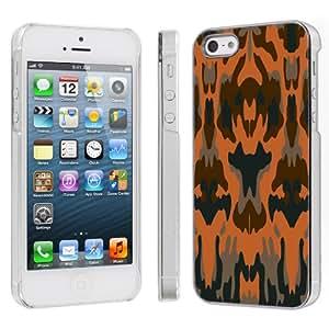 Apple iPhone 5 Hard Plastic Cover Case - Tribal By SkinGuardz