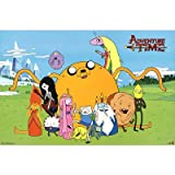 Adventure Time Group TV Poster