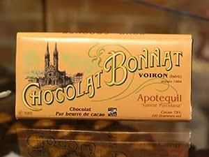 Chocolat Bonnat Apotequil Chocolate Bar