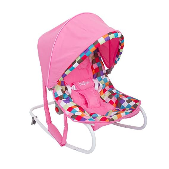 BAYBEE Baby Carry Cot (Pink)