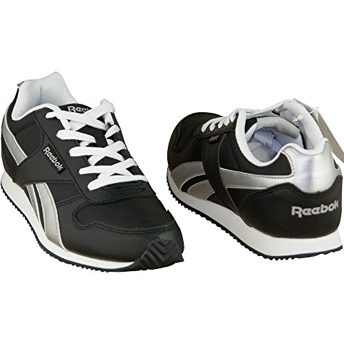 Royal enfant Cljogger Noir mixte Baskets Reebok mode Uq84zz