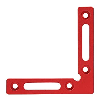90 gradi di posizionamento quadrati in lega di alluminio 10
