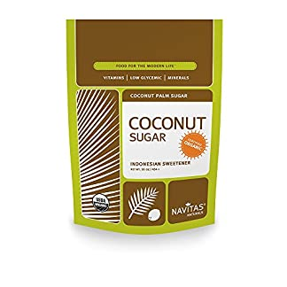 Organic Coconut Palm Sugar by Navitas Naturals, 16 Oz