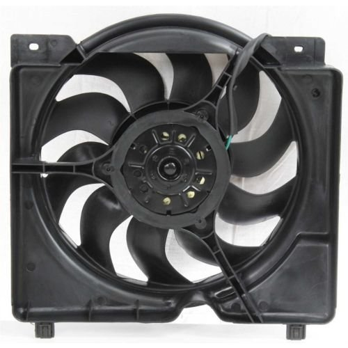 - MAPM Premium CHEROKEE 97-01 RADIATOR FAN SHROUD ASSEMBLY, 6cyl