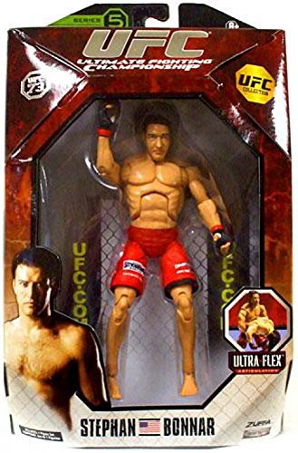 Deluxe UFC Figures #5 Stephan Bonner for sale  Delivered anywhere in USA