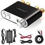 Nobsound NS-10G Mini Bluetooth 4.0 Digital Amplifier 100W HiFi Amp Power Supply (Black)