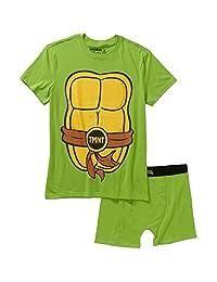 Teenage Mutant Ninja Turtles Men's Underoos Underwear Set XLarge