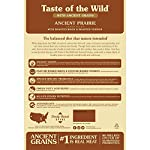 51olAe7sFtL. SS150  - Taste of the Wild Roasted Bison and Roasted Venison