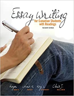 essay writing for canadian students plus mycanadiancomplab  essay writing for canadian students plus mycanadiancomplab access card package 7th edition roger davis laura k davis kay l stewart