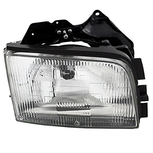 Passengers Headlight Headlamp Replacement for Isuzu Acura SUV 8972049051