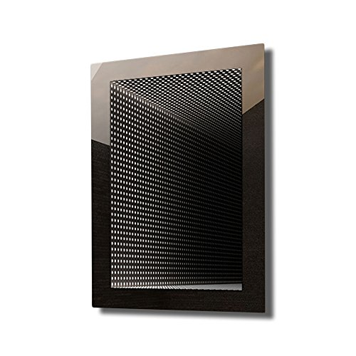 DIAMOND X COLLECTION Perfect Reflection LED Bathroom Infinity Mirror -