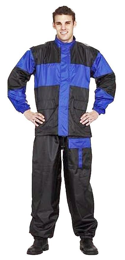 Amazon.com: Motocicleta Lluvia Gear – 2 pieza traje ...