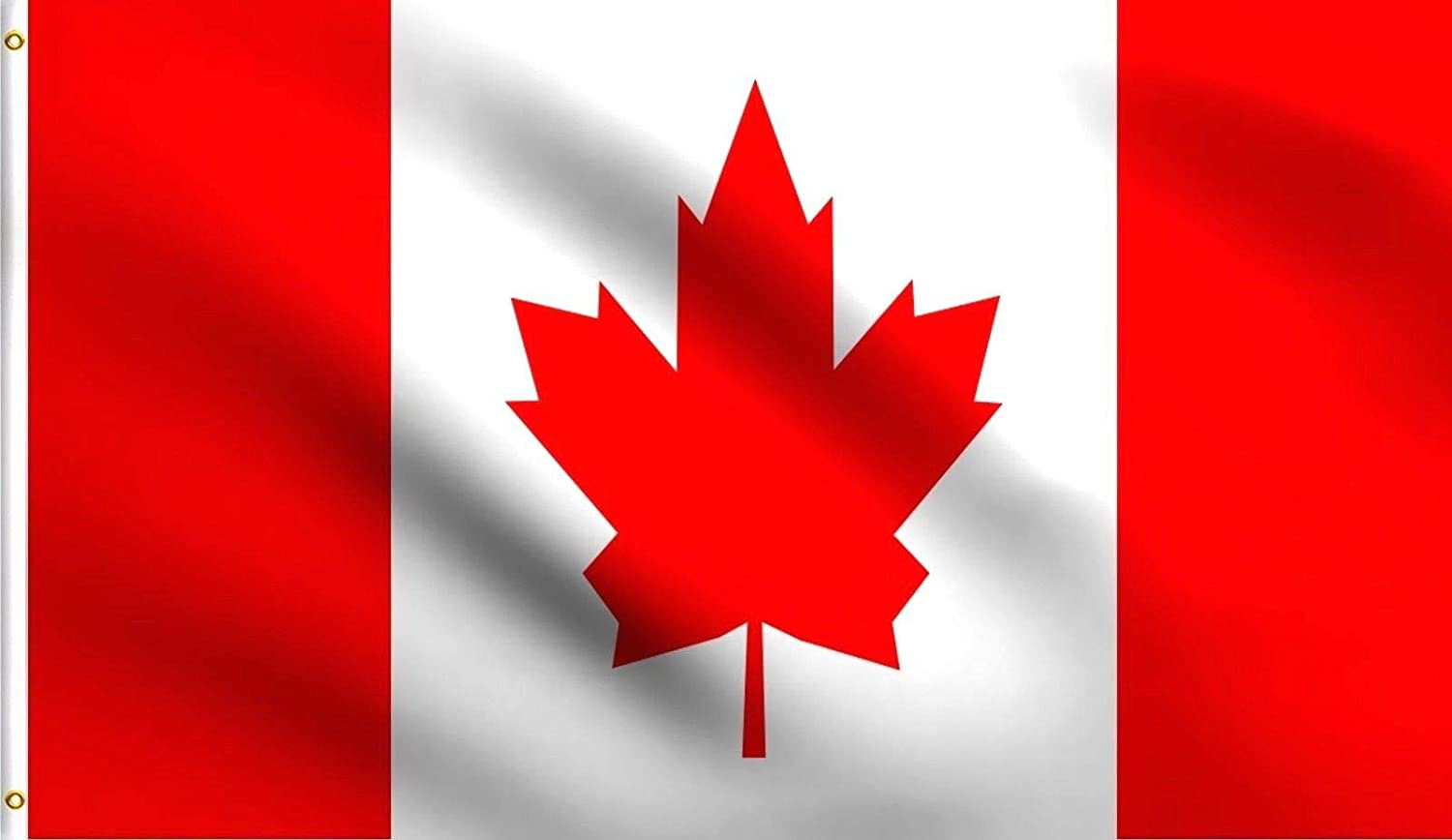 3x5 Canada Flag Canadian Premium Banner FAST USA SHIPPING