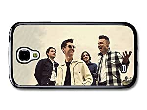 AMAF ? Accessories Arctic Monkeys Rock Band Group Portrait case for Samsung Galaxy S4