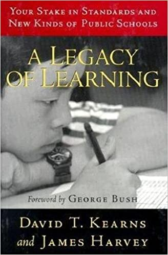 Book A Legacy of Learning: Your Stake in Standards and New Kinds of Public Schools
