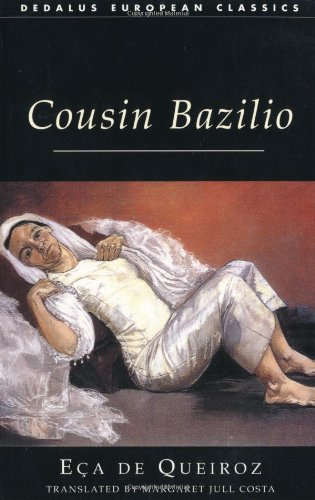 book cover of Cousin Bazilio