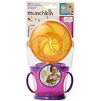 Munchkin Dos colectores de bocadillos, los colores pueden variar