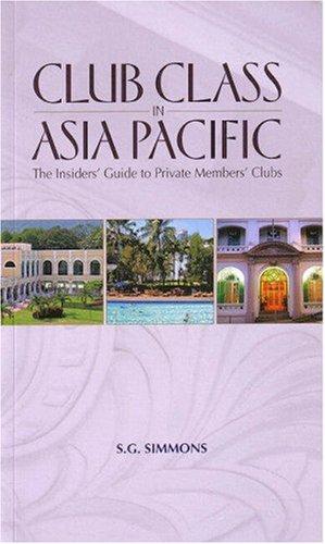 Club Classic In Asia Pacific pdf