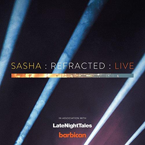 Sasha - Refracted Live - (ALNDVDB43) - LIMITED EDITION - 2CD - FLAC - 2017 - HOUND Download