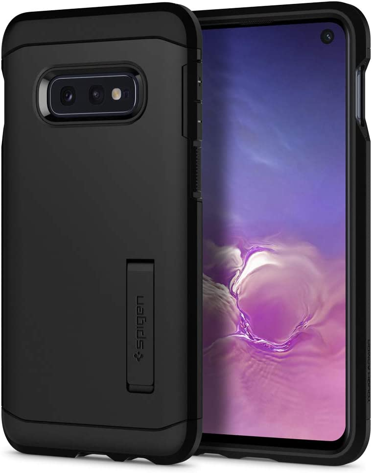 Spigen Funda Tough Armor Compatible con Samsung Galaxy S10E (2019 ...