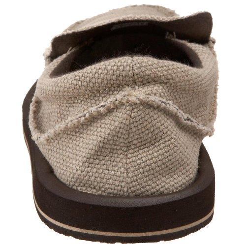 Sanuk Hombres Chiba Big & Tall Slip-on Shoe Tan