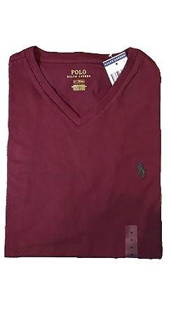 Ralph Lauren - T-Shirt - Homme - Rouge - XXL  Amazon.fr  Vêtements ... 970b6790ac4