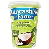 Lancashire Farm Probiotic Coconut Low Fat Yogurt, 450 g